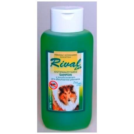 Rival DUO antiparazitární šampon 220 ml