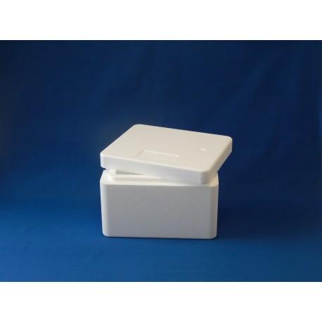 Polystyrenový termobox E4 / 3,7 litru