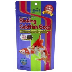 HIKARI Sinking Goldfish Excel Baby 110 g