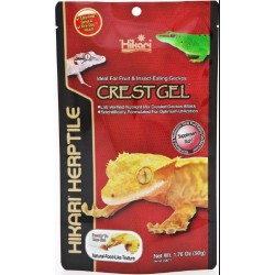 HIKARI Výživné krmivo CrestGel, 50 g