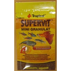 Tropical Supervit Mini granulát 10g sáček