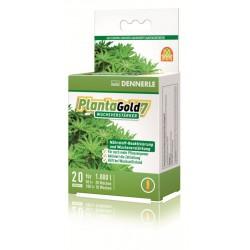 DENNERLE Plantagold 7, 20 ks - balení na 1000 l