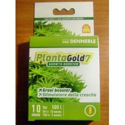 DENNERLE Plantagold 7, 10 ks - balení na 500 l