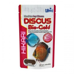 HIKARI Krmivo Discus Bio-Gold, 80 g
